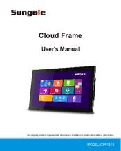 Sungale Cpf1903 Manuals
