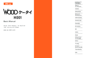 Hitachi WOO H001 Basic Manual