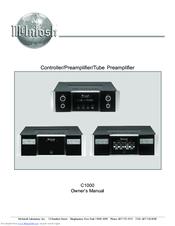 mcintosh c1000 manuals rh manualslib com