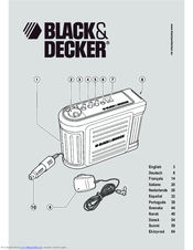Black & Decker BDV040 User Manual