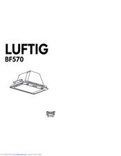 ikea luftig bf570 installation and maintenance manual pdf download rh manualslib com  luftig bf325 installation manual pdf