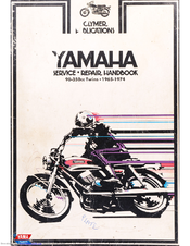 Yamaha 1965 YDS3-C Service Manual