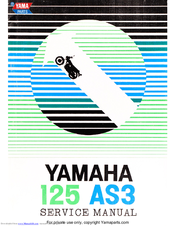 Yamaha 125 YAS1 Service Manual