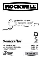 rockwell sonicrafter x2 rk5140k manuals rh manualslib com rockwell sonicrafter f50 manual rockwell sonicrafter manual pdf