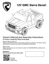 rollplay w461 g owner s manual and assembly instructions pdf download rh manualslib com 2014 Mercedes -Benz S-Class Mercedes-Benz G-Class Interior