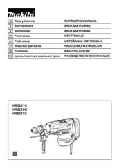 makita hr5210c manuals rh manualslib com Example User Guide User Manual