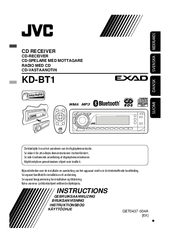 jvc kdbt1 radio cd manuals rh manualslib com jvc kd-bt1 installation manual jvc kd-bt1 manual pdf