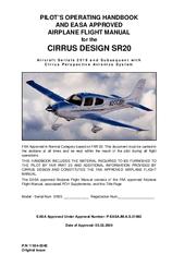 cirrus sr20 manuals rh manualslib com cirrus sr20 airplane maintenance manual pdf cirrus sr20 maintenance manual pdf