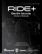 trek ride r320 manuals rh manualslib com trek emonda owners manual trek bikes owner's manual