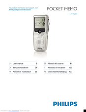Philips LFH9380 User Manual