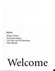 BENQ FP556MS DRIVERS FOR WINDOWS XP
