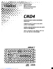 clarion cmd4 manuals rh manualslib com clarion cmd4 installation manual Clarion CMD4 Wiring-Diagram