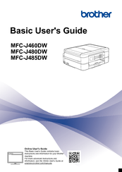 Brother Airprint MFC-J460DW User Manual