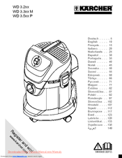 Kärcher WD 3.5xx P User Manual