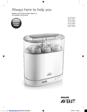 Philips Avent SCF285 User Manual