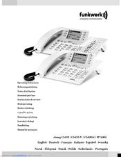 Elmeg Funkwerk Modul Anrufbeantworter AB V2 CS 410 ISDN Telefon Gewährleistung
