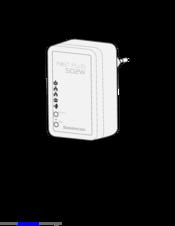 Sagemcom F@st Plug 502W Manuals
