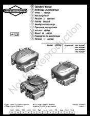 briggs stratton quantum 625 series manuals rh manualslib com briggs and stratton 625 series 190cc owners manual briggs and stratton 625 repair manual