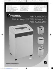 rexel p180cd manuals rh manualslib com Rexel Branch Electric Rexel San Diego CA