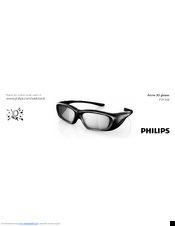 Philips PTA508 Manual