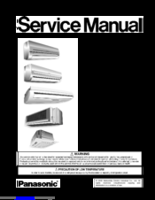 Panasonic CS-ME7DKDG Service Manual