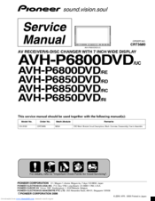 1098372_avhp6800dvd_product pioneer avh p6850dvd manuals pioneer avh p6800dvd wiring diagram at gsmx.co