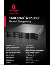 iomega storcenter ix12 300r manuals rh manualslib com iomega storcenter ix2-200 manual pdf español iomega storcenter ix2-200 manual pdf
