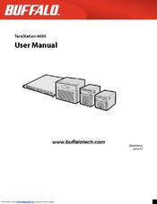 BUFFALO TERASTATION TS4800D USER MANUAL Pdf Download