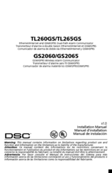 dsc gs2060 manuals rh manualslib com