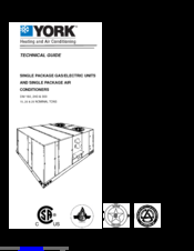 YORK SUNLINE 2000 DM 180 SERIES TECHNICAL MANUAL Pdf Download. on