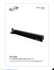 ilive itp180b user manual pdf download rh manualslib com