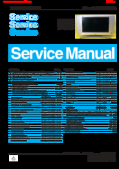 philips 26mf231d 37 service manual pdf downloadPhilips Fl1 Chassis Circuit Diagram 2 Page Preview #12