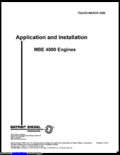 1101894_mbe4000_product detroit diesel mbe4000 application and installation manual pdf download