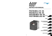 Mitsubishi Electric FR-D720-008 Instruction Manual