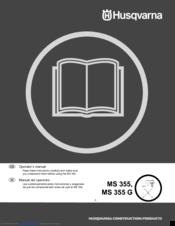 husqvarna ms 355 g manuals rh manualslib com Online User Guide Word Manual Guide