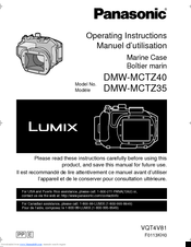 Panasonic DMW-MCTZ35 Operating Instructions Manual