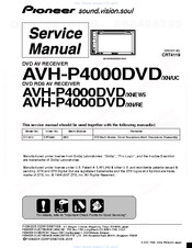 Pioneer Super Tuner Iiid Avhp4000dvd Manuals. We Have 5 Pioneer Super Tuner Iiid Avhp4000dvd Manuals Available For Free Pdf Download Service Manual Operation Installation. Wiring. Wiring Diagram Pioneer Super Tuner Avh At Scoala.co