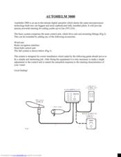 raymarine autohelm 3000 manuals rh manualslib com Raymarine Autohelm 3000 Head Unit Raymarine Autohelm 3000 Head Unit