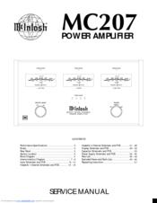 mcintosh mc207 manuals rh manualslib com