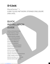 D-Link 340l Quick Installation Manual