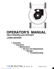 Poulan Pro Pr625y22rhp Manuals. Poulan Pro Pr625y22rhp Operator's Manual 36 Pages Selfpropelled Rotary Lawn Mower. Opel. Poulan Self Propelled Mower Parts Diagram At Scoala.co