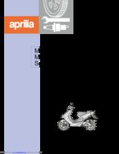 Aprilia sr 50 street batterie