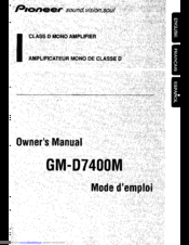 1107304_gmd7400m_product pioneer gm d7400m amplifier manuals GM Wiring Diagrams For Dummies at webbmarketing.co
