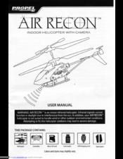 Propel Rc Air Recon Manuals