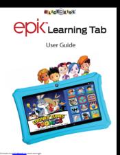 Clickn Kids tablet 2 Manuals