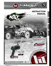 Hobbytech EP X2 Buggy Manuals