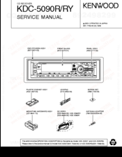 kenwood kdc 5090r ry manuals rh manualslib com Kenwood Instruction Manual Kenwood Bluetooth Radio Manual