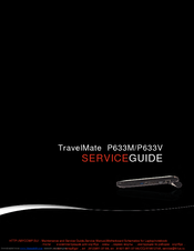 acer travelmate p633 m manuals rh manualslib com acer travelmate 5720 manual acer travelmate 5760 service manual