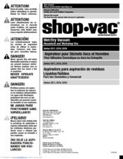 shop vac ss14 series manuals rh manualslib com I Vacuum Shop-Vac Sweeper
