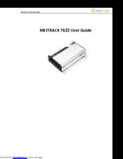 MEITRACK T622 USER MANUAL Pdf Download